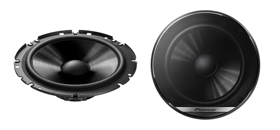 """Picture of PIONEER TS-G170C 17cm 6.5"""" 300W Speakers"""