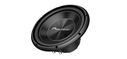 """Picture of PIONEER TS-A300D4 12"""" Inch 30cm 1500 WATTS Dual Voice Car Sub Bass Subwoofer"""