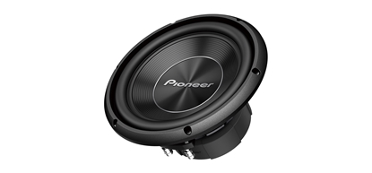 Picture of PIONEER TS-A250S4 25cm/250mm Car Subwoofer - 1300 Watt Max