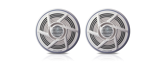 """Picture of PIONEER TS-MR1600 6.5"""" 100W Max"""
