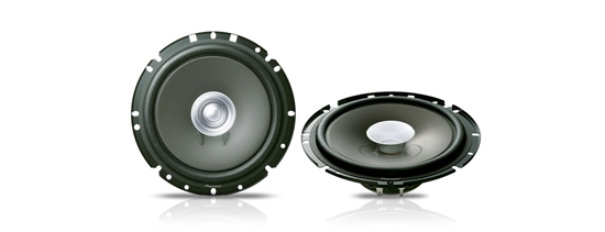 Picture of PIONEER TS-1701i 16,5 cm Double Diaphragm Speaker 170 Watts RMS: 35 Watts
