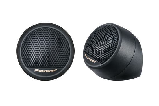 Picture of PIONEER TS-S15 20 mm Soft Dome Tune Up Car Tweeters Speaker Max Power 120 Watts