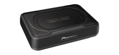 Picture of PIONEER TS-WX130DA Space Saving Active Subwoofer with Built-in Class-D Amplifier utilising Digital Bass Control (160W)