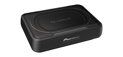 Picture of PIONEER TS-WX130EA Space Saving Active Subwoofer with Built-in Class-D Amplifier (160W)