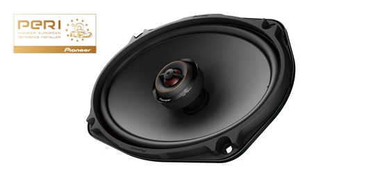 """Picture of PIONEER TS-D69F - 6""""x9"""" 2-Way Coaxial Shelf Speakers 660W Total Power"""