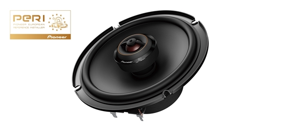 """Picture of PIONEER TS-D65F 6.5"""" 2-Way Coaxial 270 Watts 4 Ohm Car Speaker System 90RMS"""