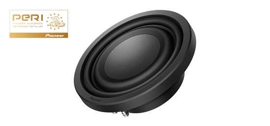 """Picture of PIONEER TS-Z10LS4 Slim 10"""" SUBWOOFER 1300 Watts Single 4ohm Woofer 400 RMS"""
