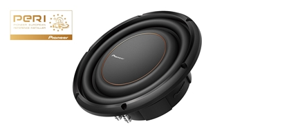 """Picture of PIONEER TS-D10LS4 10"""" Single 4 ohms Voice Coil Subwoofer"""