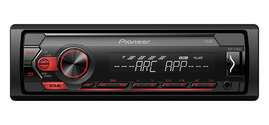 Picture of PIONEER MVH-S120UB Mechless Car Stereo RDS Tuner USB Aux-In Android