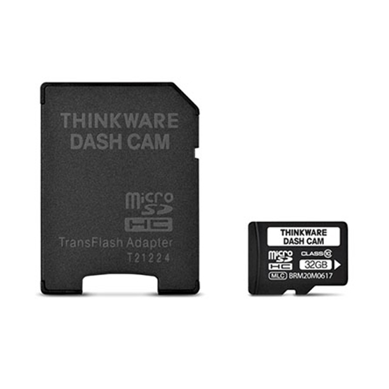 Picture of Thinkware 32GB micro SD with adaptor