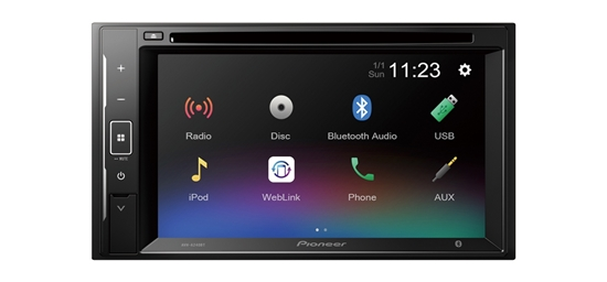 Picture of PIONEER AVH-A240BT