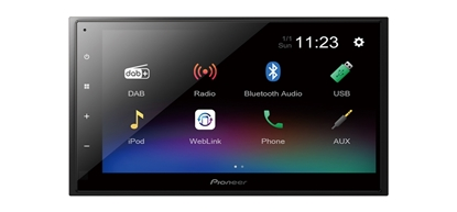 Picture of PIONEER DMH-A340DAB